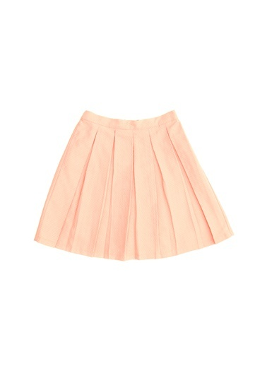 Etek-Pink&Orange